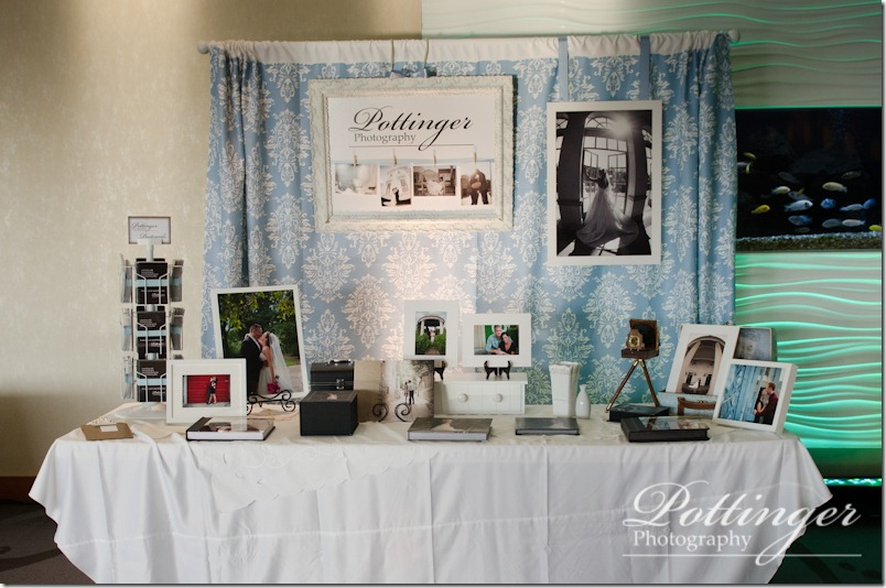 PottingerPhotographyNewportAquariumBridalShowBoothCincinnatiWeddingPhotographerBlog (1 of 1)