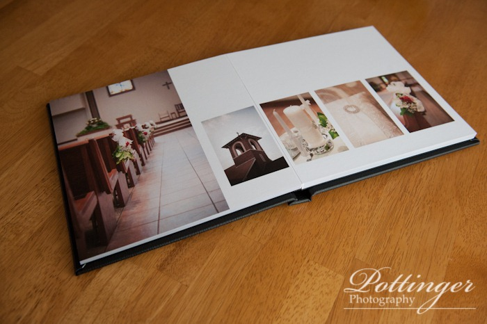 Emily And Travis 39 Coffee Table Album Pottinger Photography