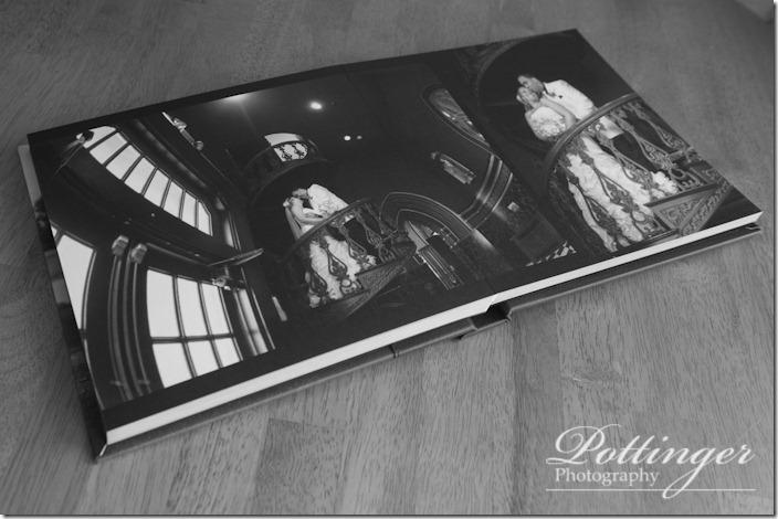 PottingerPhotographyCoffeeTableAlbumSt.XavierChurchTwinOaksGolfClubandPlantationClubCincinnatiweddingphotographer-7