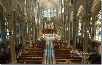 St. Mary's Cathedral Basilica of the Assumption