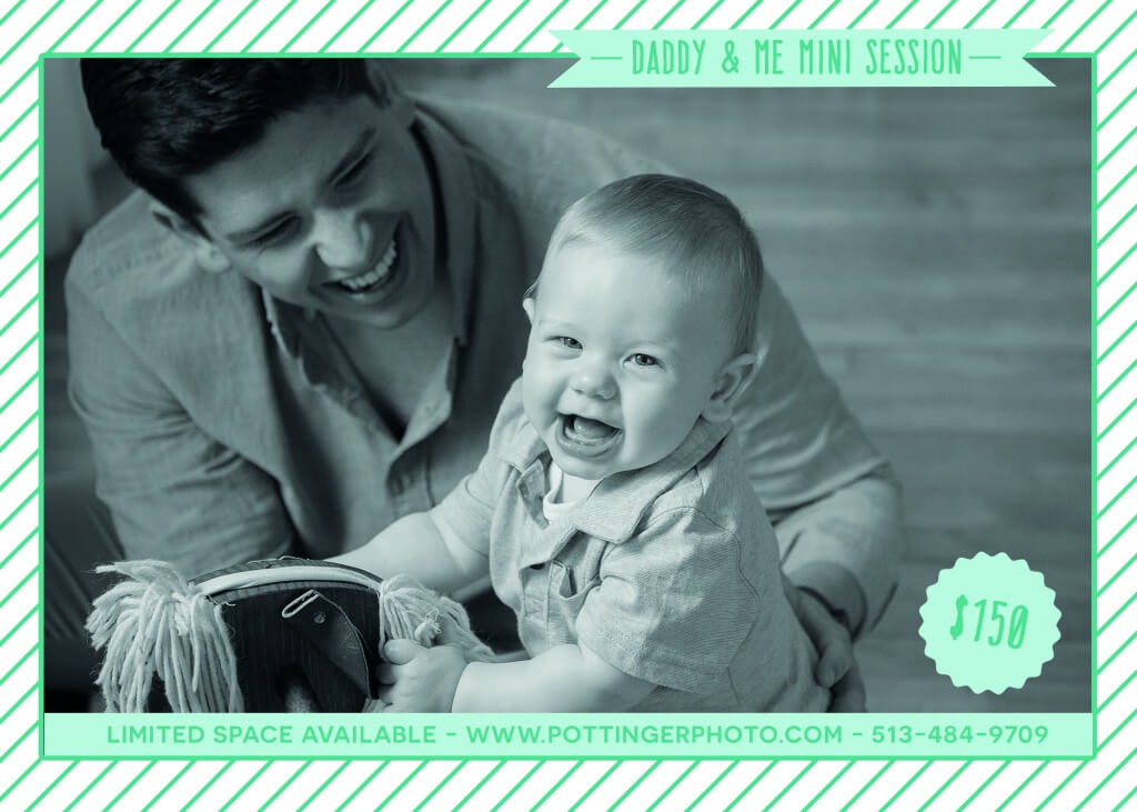 Daddy and Me 5x7